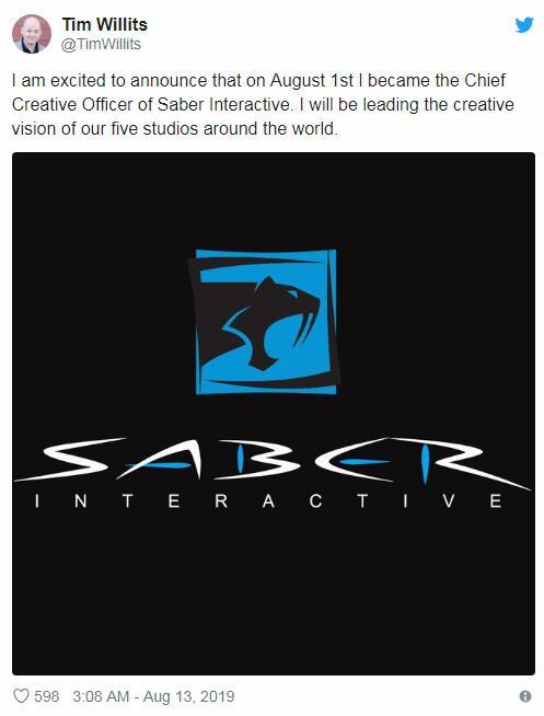 id Software前工作室总监跳槽《僵尸世界大战》开发商