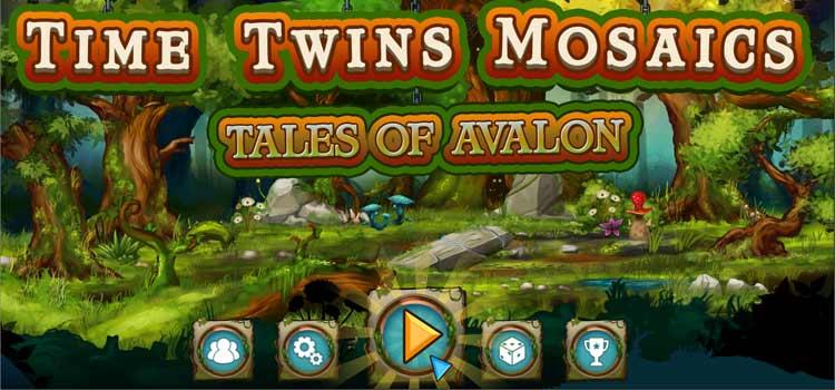《时间双生马赛克:阿瓦隆的故事》英文免安装版