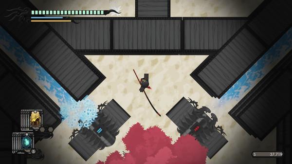 动作新国游《梅塔特隆》登陆Steam 垂直视角玩法独特