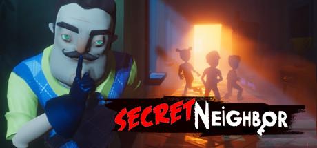 你好邻居续作《秘密邻居》上架Steam 卡通风人吓人
