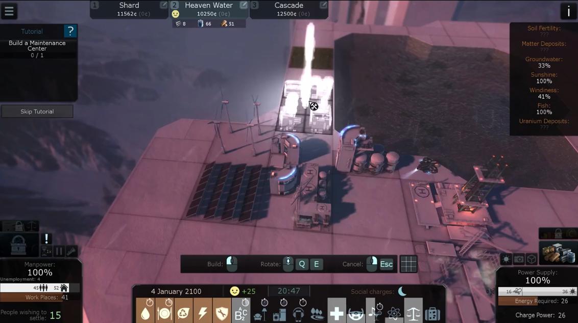 在懸崖上建造城市 《懸崖帝國》11分鐘實機試玩演示