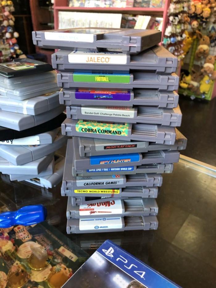外行人出售罕见《任天堂世界锦标赛》游戏卡 商家如实支付1.3万美元