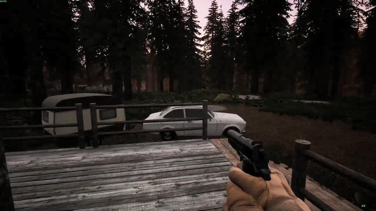 第一次的夜间防御 《迷雾生存》23分钟实机试玩