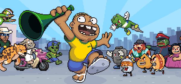 《Zueirama》游戏库
