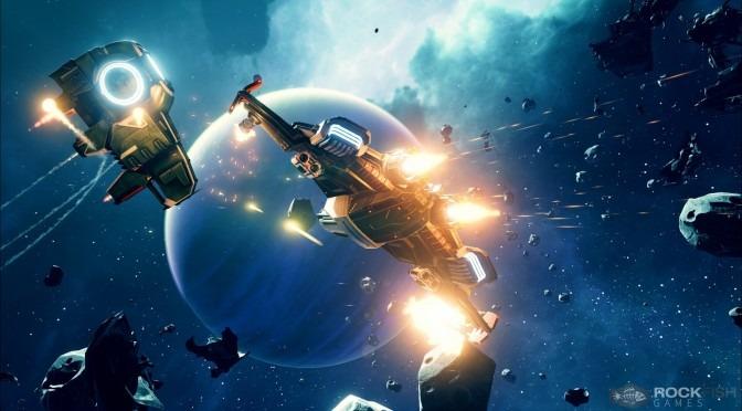 《永恒空间》开发商正在开发一款全新的太空游戏