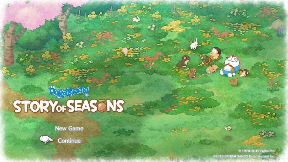 《哆啦A梦:大雄的牧场物语》10月11日推出PC版