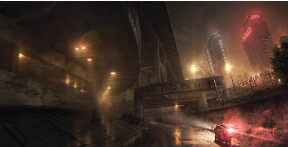 被取消《蝙蝠侠:阿卡姆骑士》续作原画公开反派齐亮相