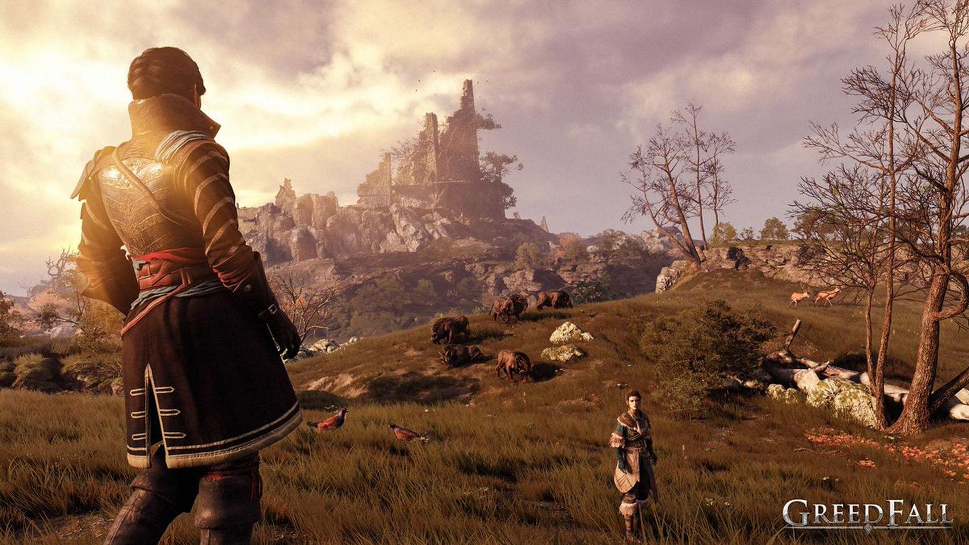 开发商:《贪婪之秋》的目标是填补BioWare RPG游戏空白