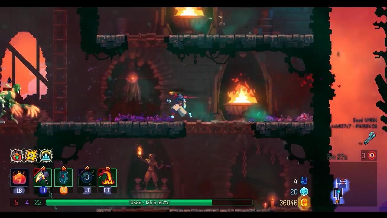 《死亡细胞》Steam促销仅售53元 免费更新新内容