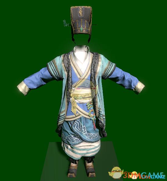 《全面战争:三国》更真实的将领护甲与龙袍MOD