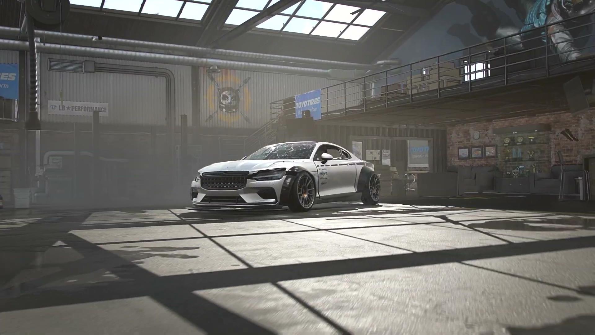 《极品飞车21》首个预告片公布 预购已开启 11/8发售