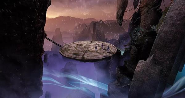 《仙剑奇侠传4》VR游戏揭秘:御剑飞行 场景震撼