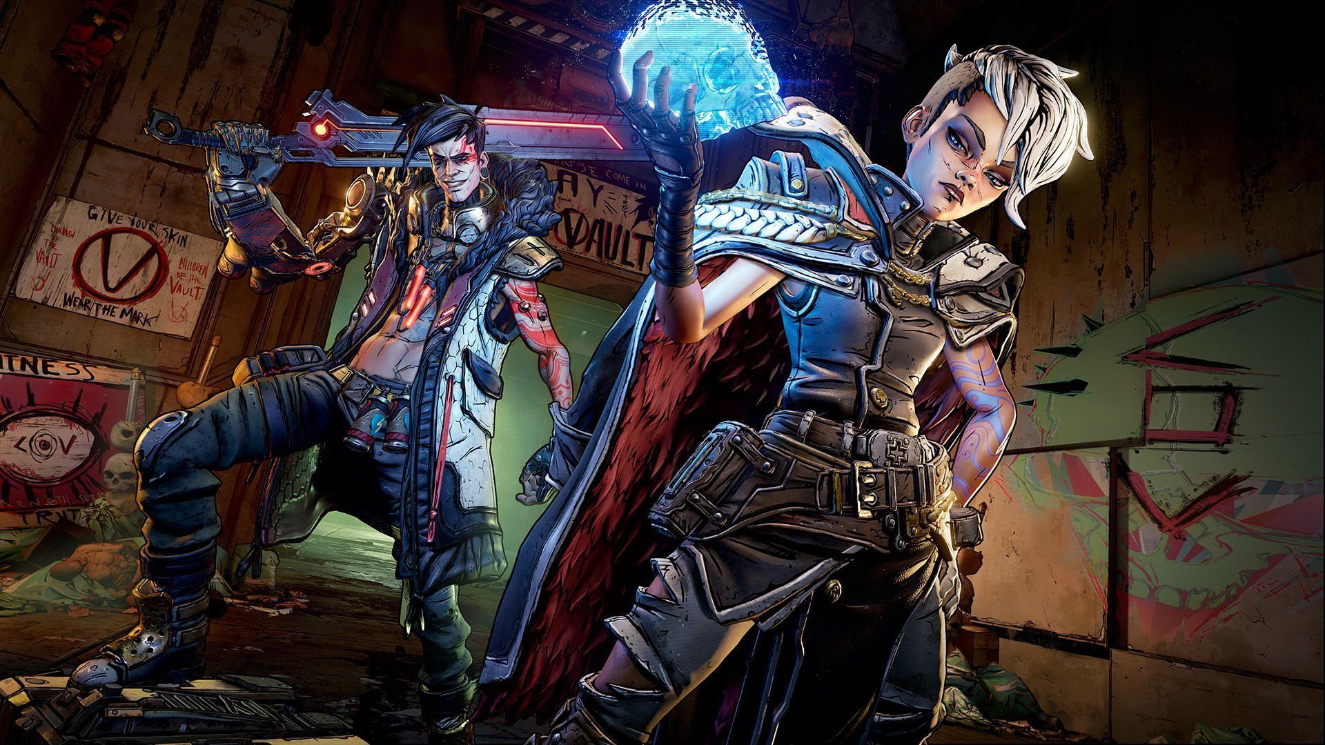 《无主之地3》Boss设计灵感来自于现实世界的大主播们