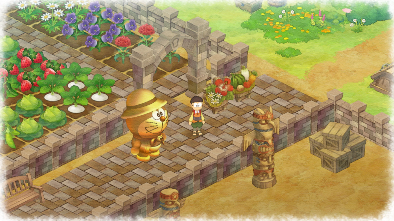 《哆啦A梦:牧场物语》PC繁中版10月11日推出 特典公开