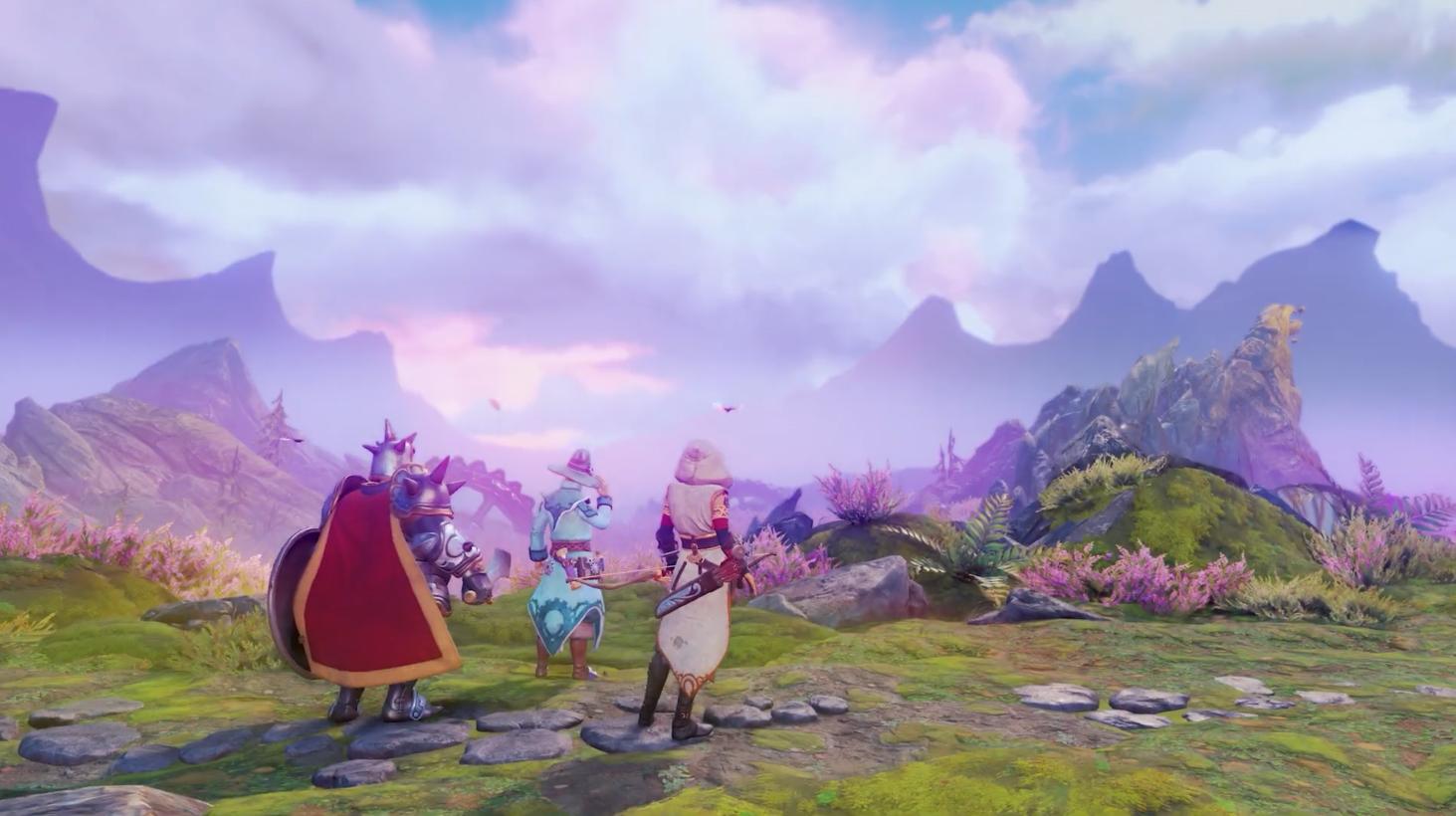 三英雄配合無間 《三位一體4》公布新宣傳片10月8日發售