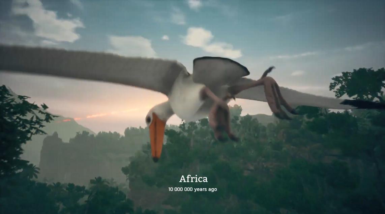 刺客信條之父打造古猿模擬器 《先祖:人類奧德賽》開場17分鐘實機演示