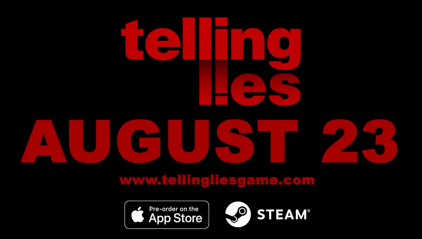 一脉相承 《她的故事》开发商新作《说谎》8月23日发售