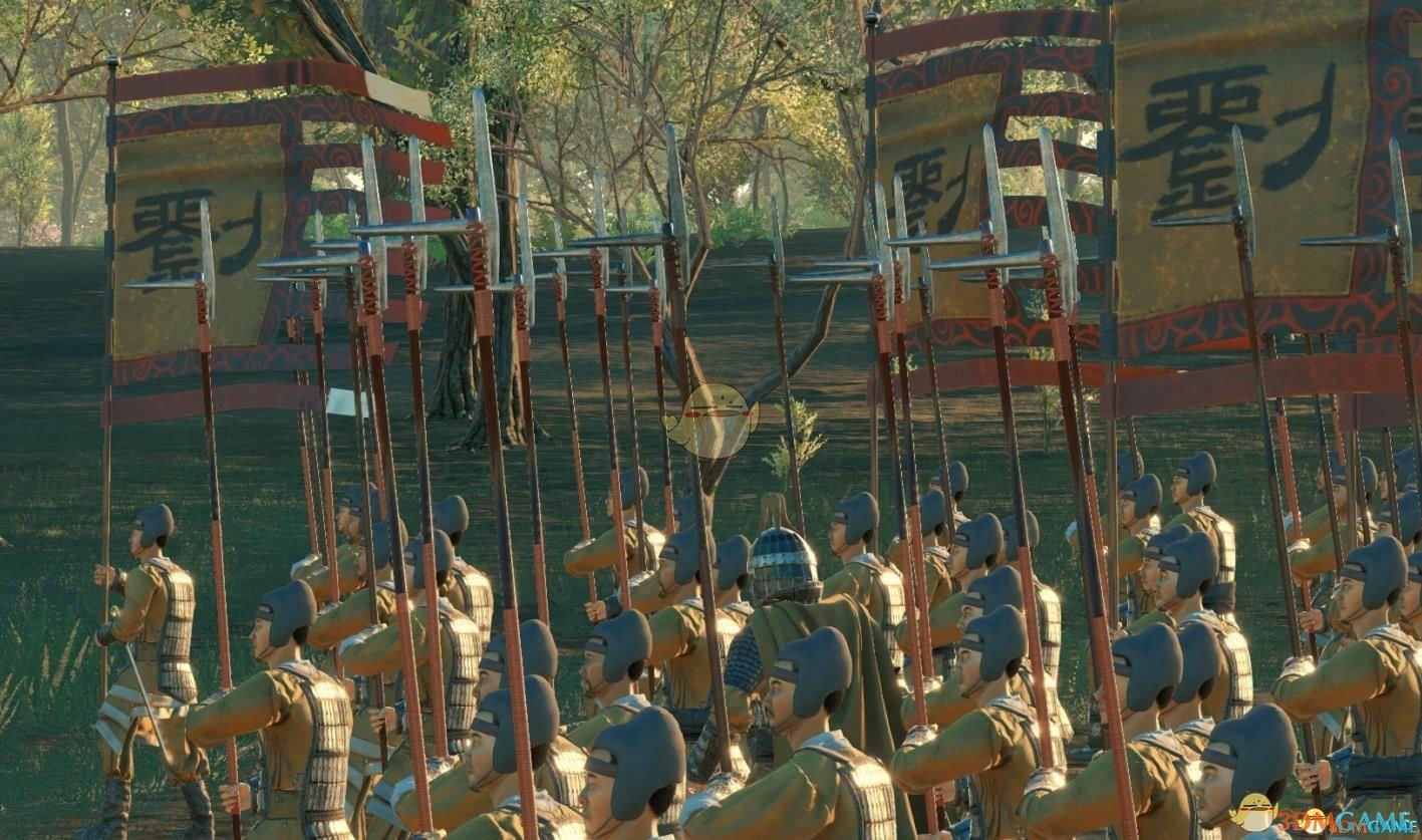 《全面战争:三国》更符合历史的兵种武器模型MOD