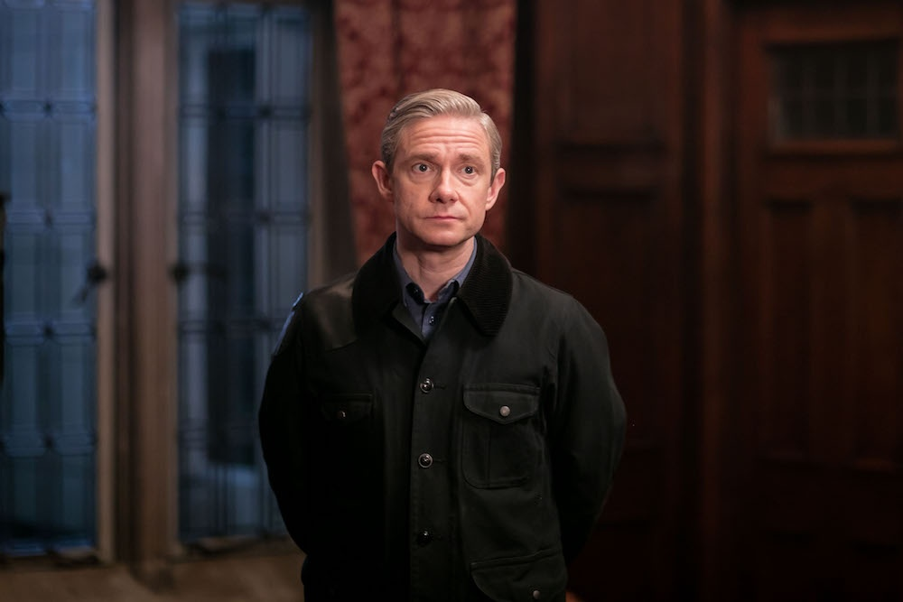《黑豹2》筹拍顺利 马丁·弗瑞曼本尊回应将回归