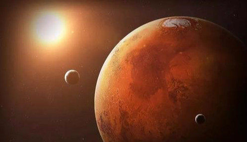 美国火星车明年升空 23万中国人名字将送上太空