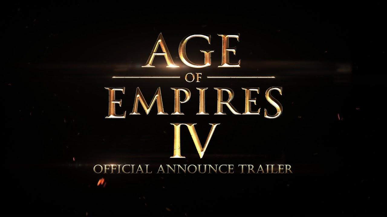 <b>《帝国时代4》细节演示?微软明日公开系列重要信息</b>