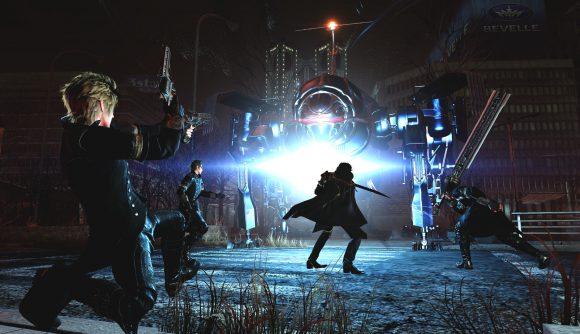 《最终幻想15》Steam销量突破百万份 仅次于《FF7》