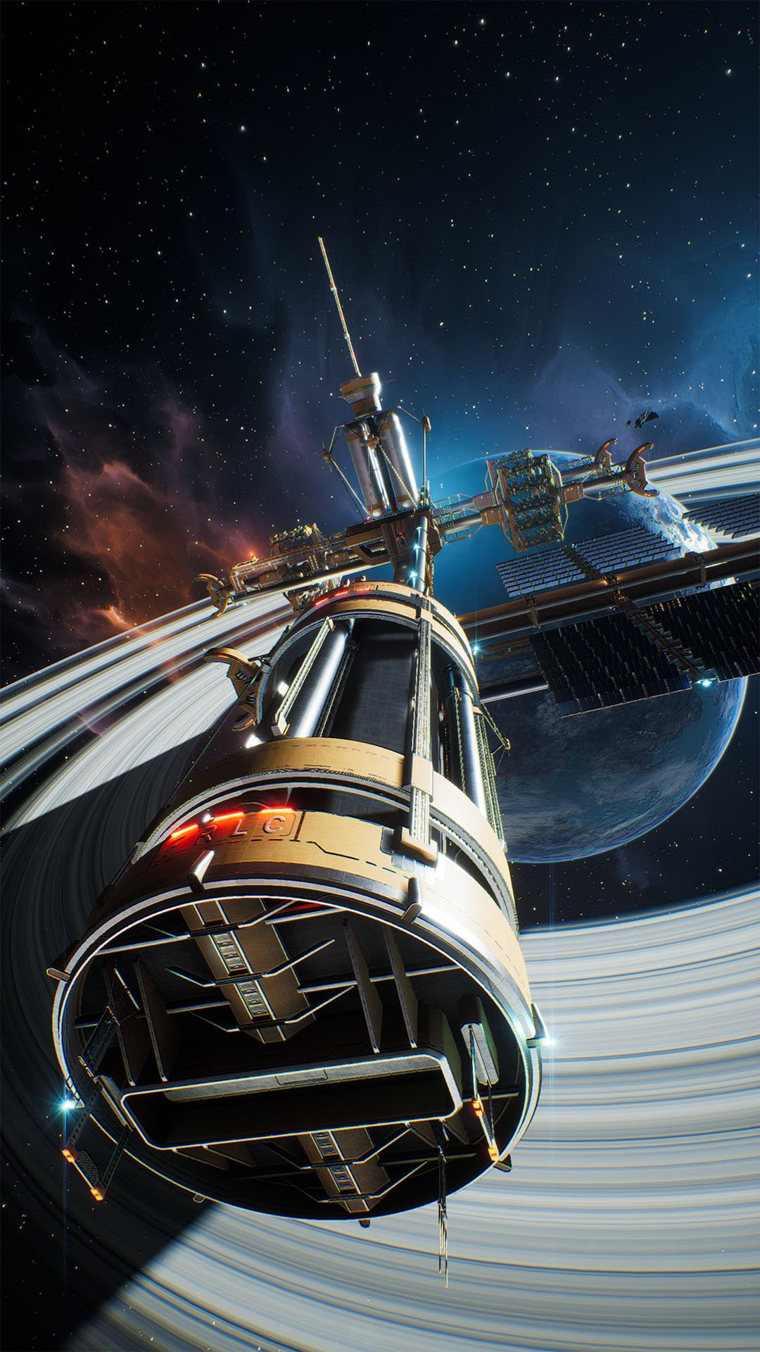 Rockfish公布神秘新作截图 太空科幻风格
