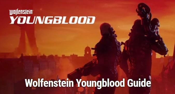 《德军总部:新血脉》全流程全支线最高难度视频攻略 支线任务完成方法及位置