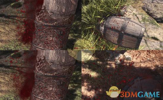 《怪物猎人:世界》血液特效MOD