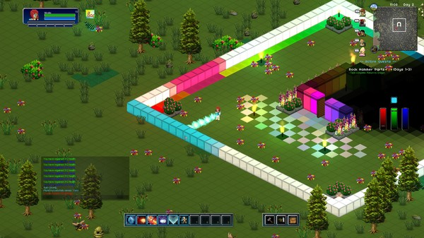 画风清新玩法精致 《亚泽利亚碎片》最新预告放出