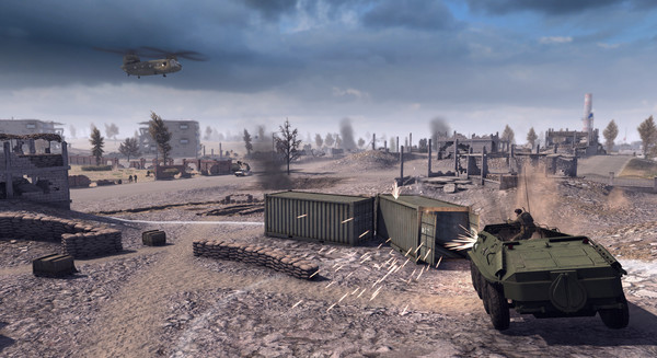 即时战略《战争之人:突击小队2-冷战》游戏介绍