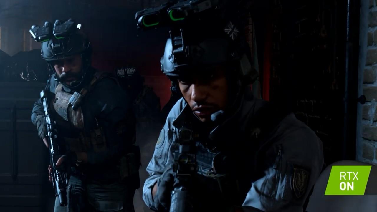 GC 2019:《使命召唤16:现代战争》RTX光追演示