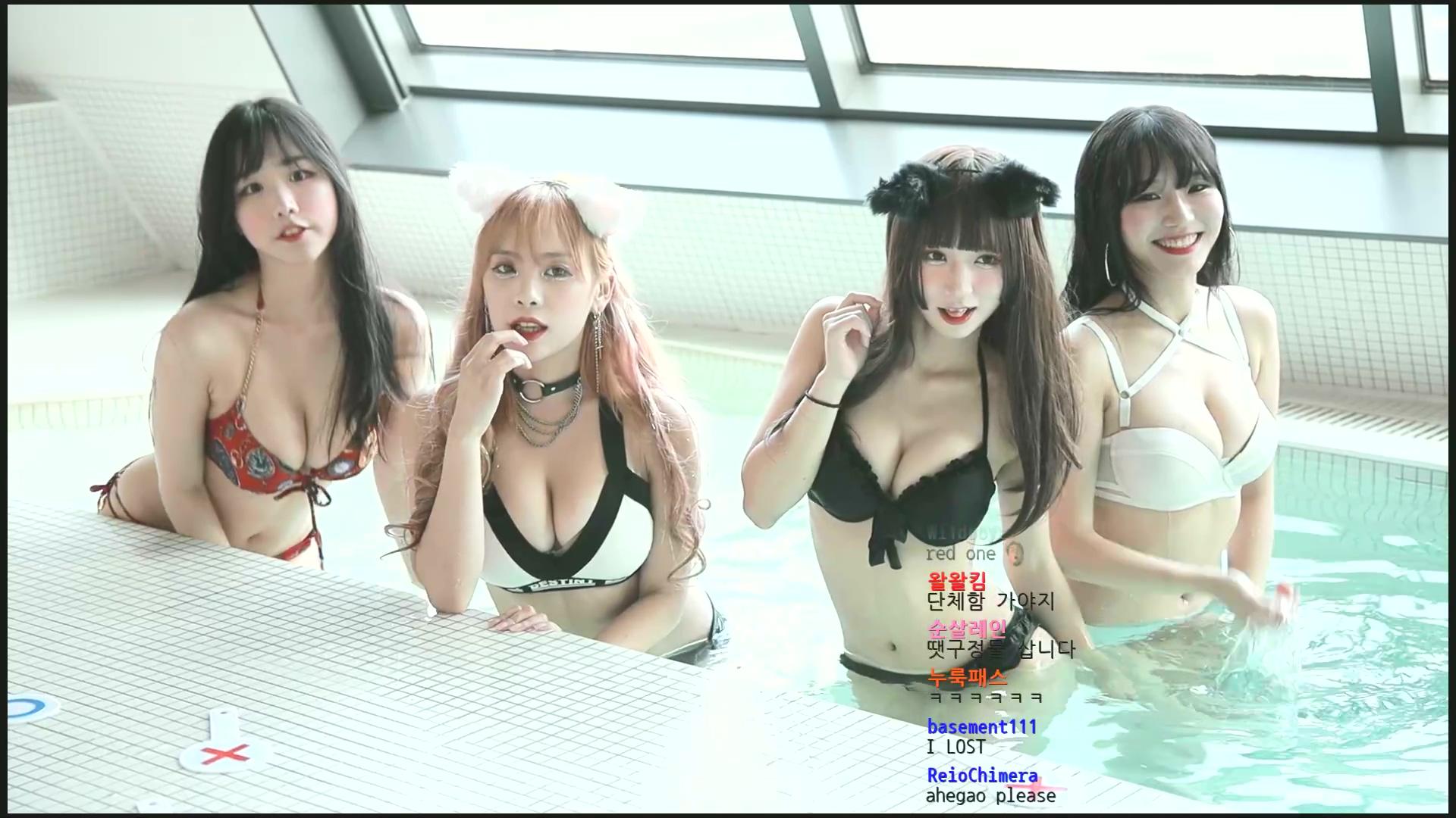 直播没关韩国女主播洗完澡露点 发道歉声明并宣布引退