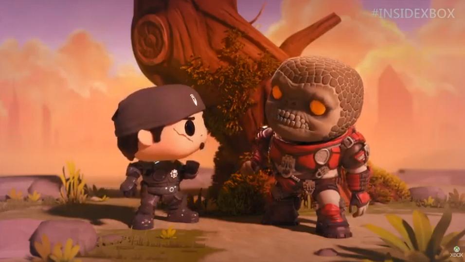 GC 2019:Xbox推出《战争机器》手游 8月22日正式上市
