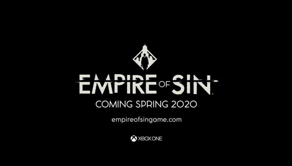 GC 2019:《罪恶帝国》实机演示公布 2020年春发售