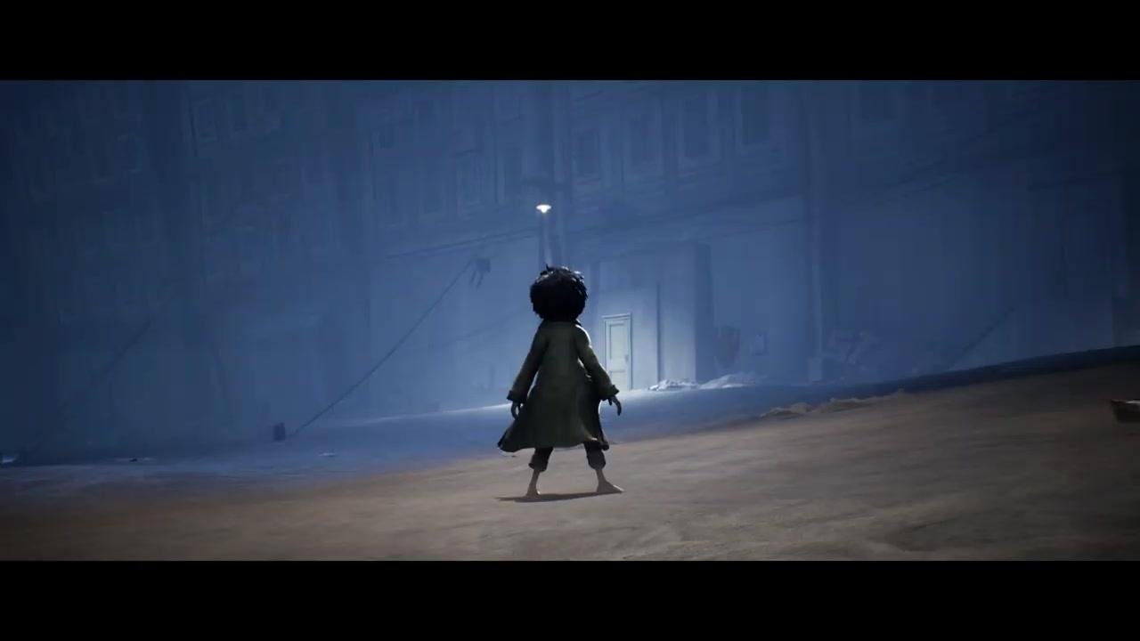 GC 2019:《小小噩梦2》面向PS4/XB1/NS/PC平台公布