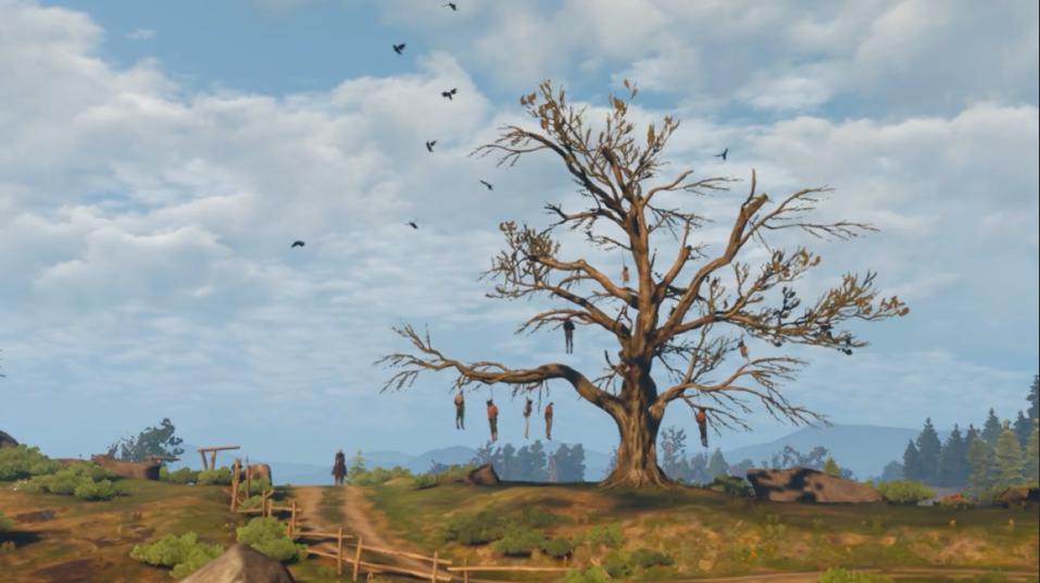 GC 2019:《巫师3》Switch版宣传片公布 10月15日发售