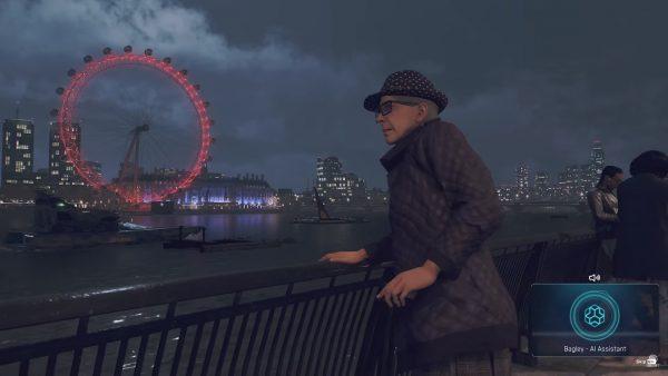 GC 2019:《看门狗:军团》新预告片展示可怜老头
