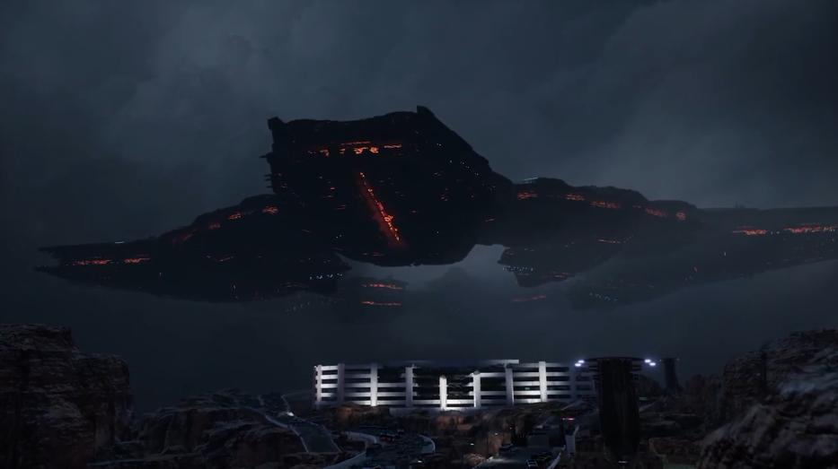 GC 2019:未来机甲战争《崩解》 2020年发布