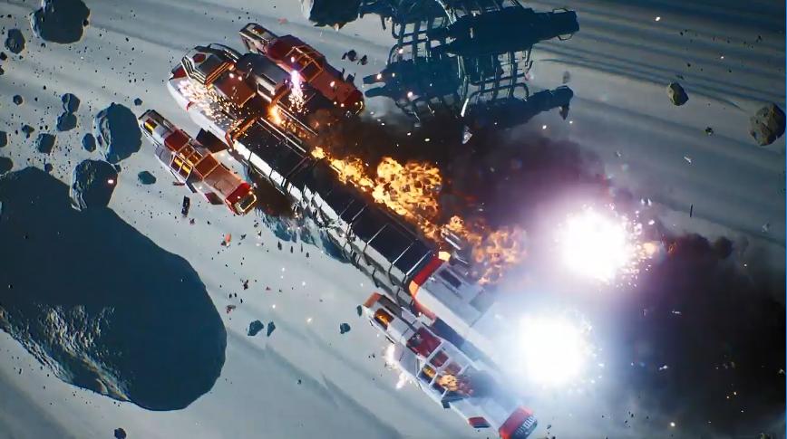 GC 2019:《永恒空间2》正式公布 游戏将在2021年发售
