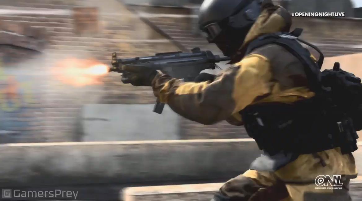 GC 2019:《使命召唤 现代战争》2V2枪战模式公布