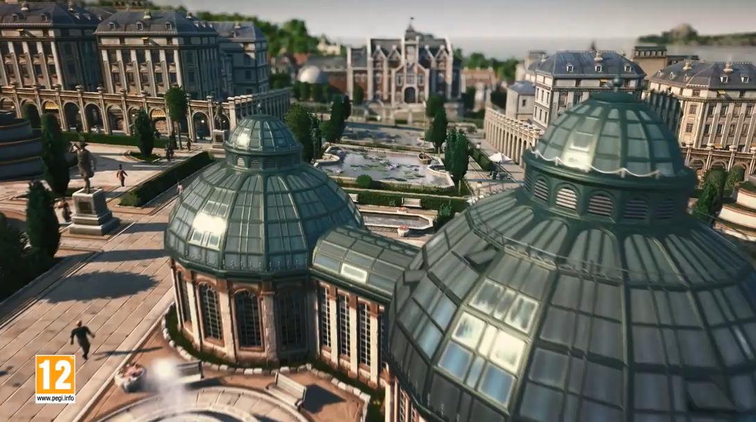 GC 2019:《纪元1800》DLC宣传片公开 DLC2于9月10日推出