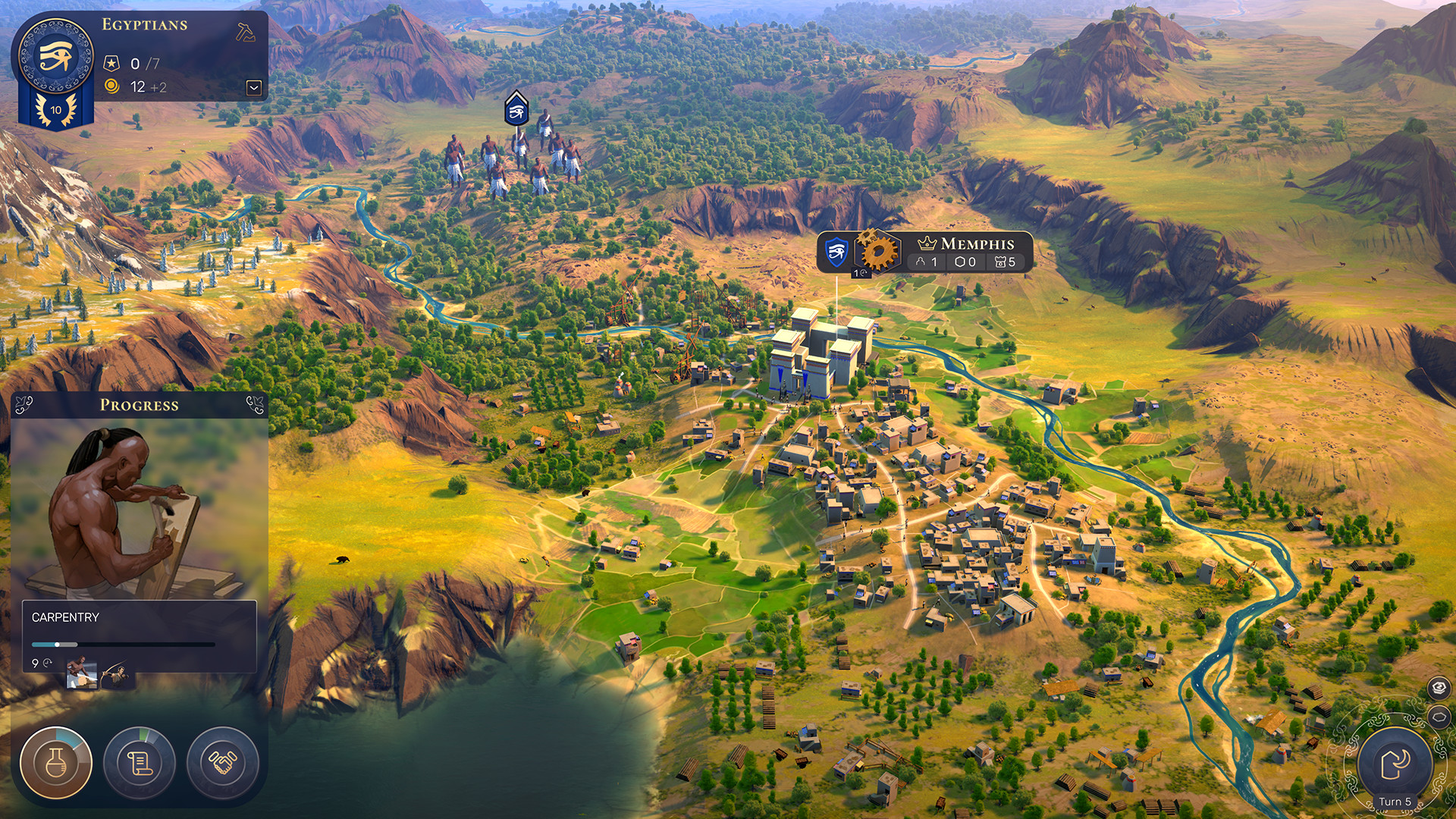 GC 2019:世嘉策略新作《人类》上架Steam 支持中文