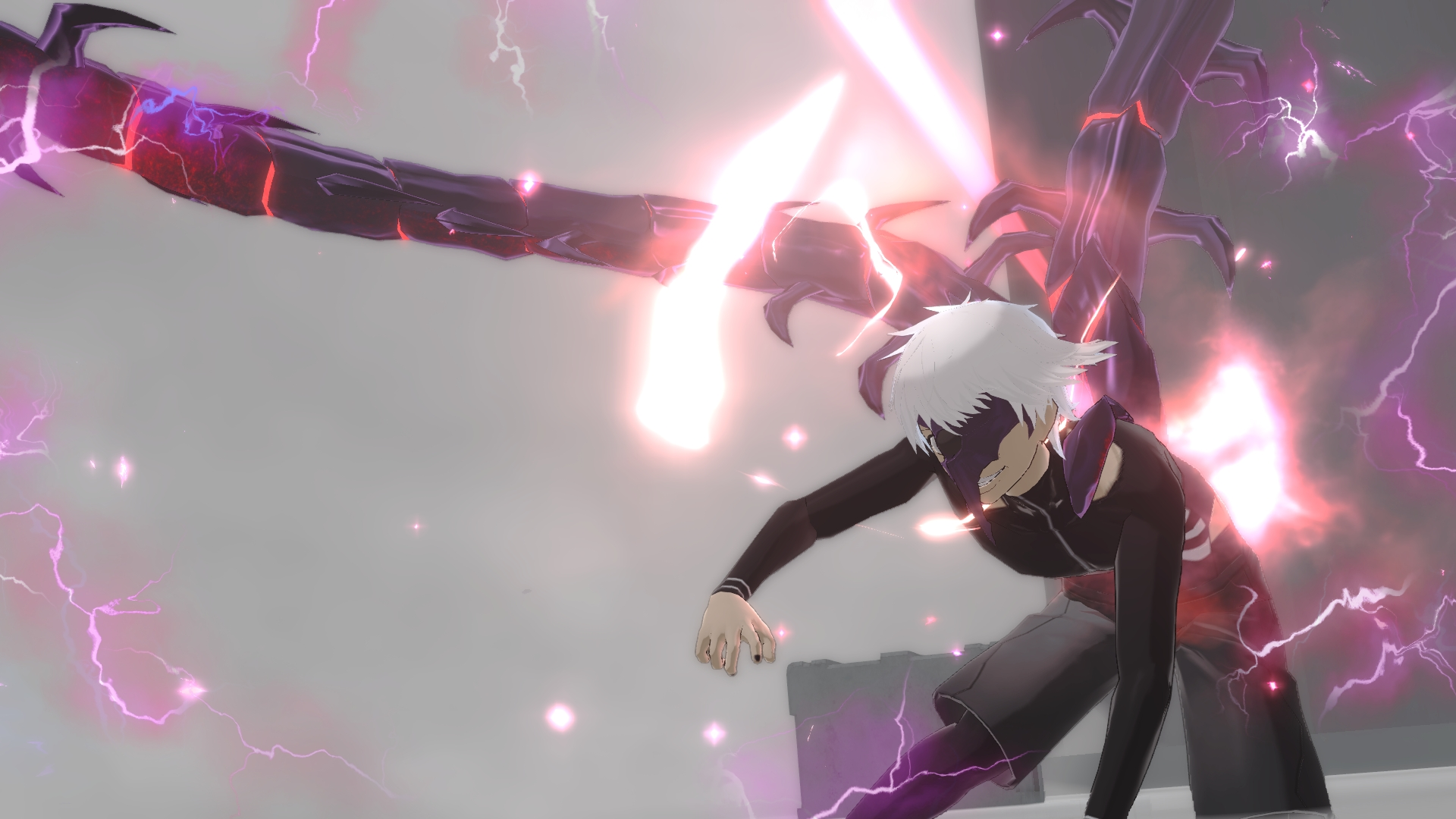 PS4《东京食尸鬼:re CALL to EXIST》11.14日发售 最新预告公布