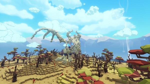 """抵御外星侵略《方块方舟》首个DLC""""天空岛""""今日上线"""