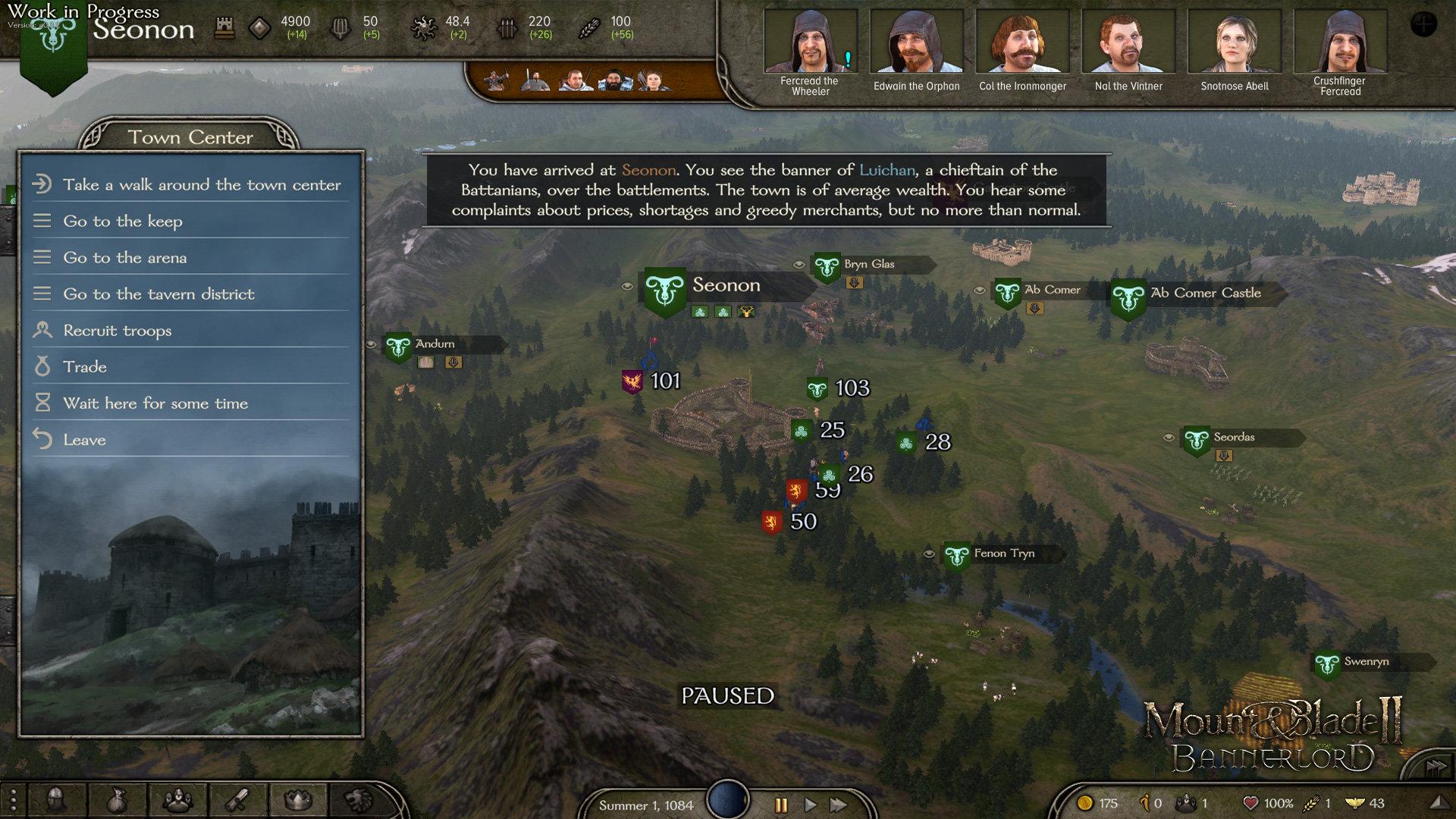 GC 2019:《骑马与砍杀2》联机模式今日首测 EA版明年3月发布