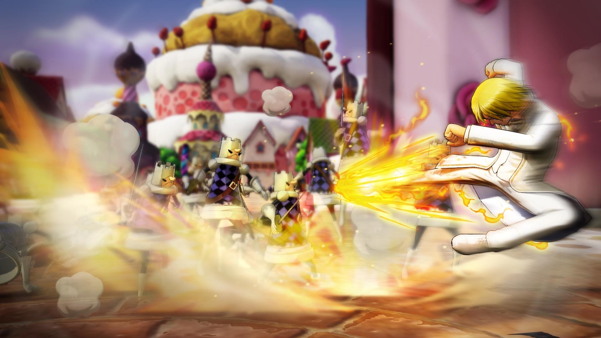 GC 2019:《海贼无双4》中文版实机预告首曝 大量新截图公开