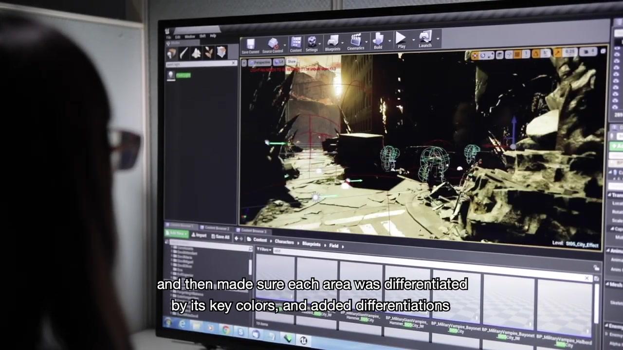 """《噬血代碼》""""幕后開發者日志""""介紹視頻第四部公布"""