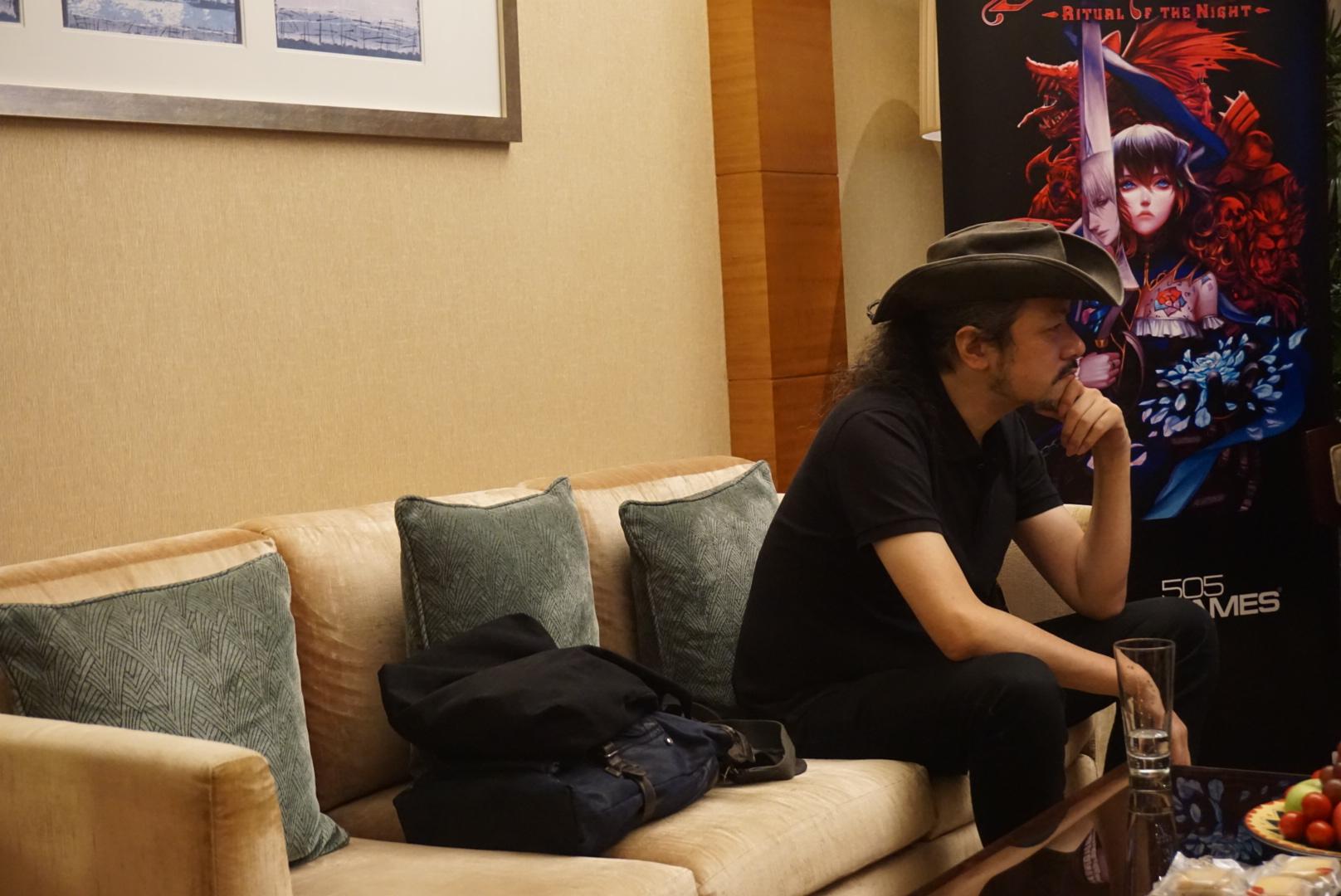 我和五十岚孝司聊了聊有关Epic独占的事情