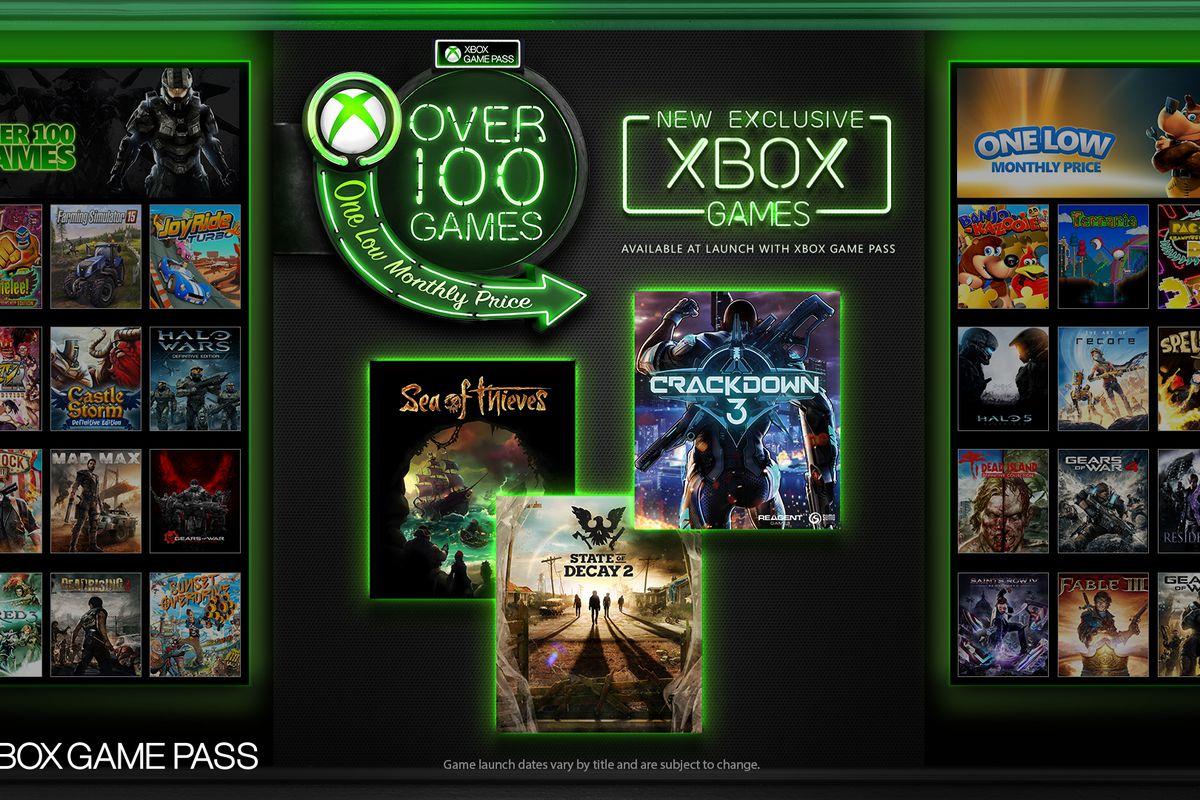 微软:不会再有自家独占游戏登陆PS4/Switch